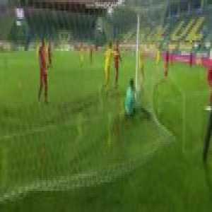 Romania 3-0 Lithuania - Nicolae Stanciu 65'