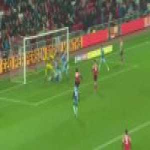 Sunderland [1]-1 Wycombe Wanderers — Josh Maja 83'