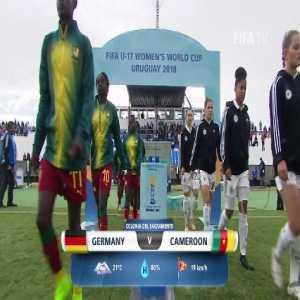 Germany U17 0 vs 1 Cameroon U17 - Full Highlights & Goals