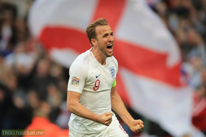 *Harry Kane scores England winner*  My brain:  don't say it don't say it don't say it don't say it don't say it don't say it don't say it don't say it don't say it don't say it  Me: THE NATIONS LEAGUE IS COMING HOME!