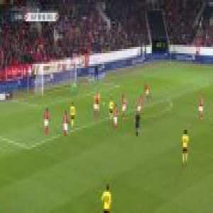 Switzerland 0-1 Belgium - Thorgan Hazard 2'