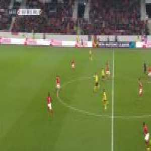 Switzerland 0-2 Belgium - Thorgan Hazard 17'