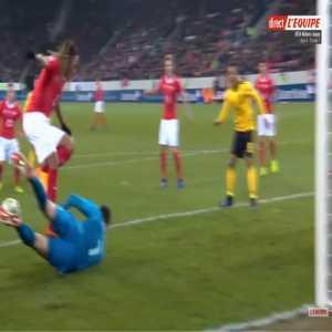 Switzerland [1]-2 Belgium - Ricardo Rodriguez penalty 26'