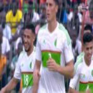 Togo 0-1 Algeria - Riyad Mahrez 13'