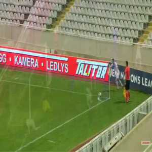 Cyprus 0-2 Norway - Ola Kamara 48'