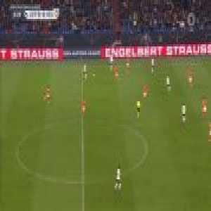 Germany 1-0 Netherlands - Timo Werner 9'