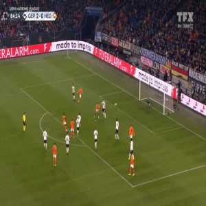 Germany 2-[1] Netherlands - Quincy Promes 85'