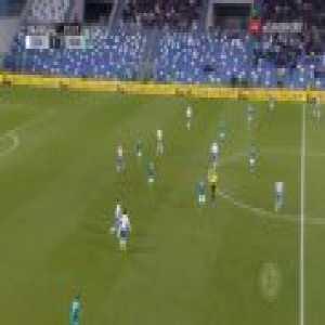 Italy U21 1-0 Germany U21 - Vittorio Parigini 21'