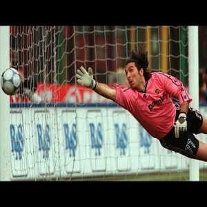On this day in 1995, Buffon made his Serie A debut