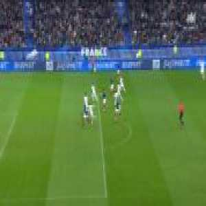 France 1-0 Uruguay - Olivier Giroud penalty 52'