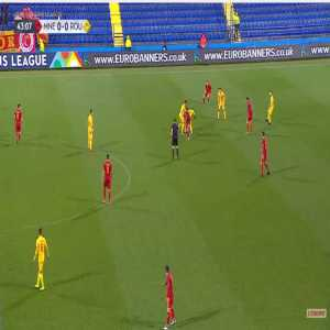 Montenegro 0-1 Romania - George Tucudean 44'