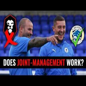 The Reason Very Few Clubs Have Joint Managers