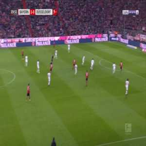 Bayern 2-0 Düsseldorf - Thomas Muller 20'