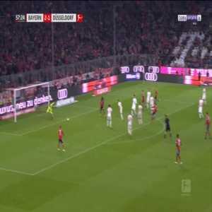 Bayern [3]-1 Düsseldorf - Thomas Muller 58'