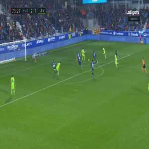 Huesca 2-[2] Levante - Emmanuel Boateng 74'