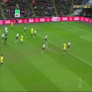 O. Giroud goal (Tottenham 3-[1] Chelsea) 84'