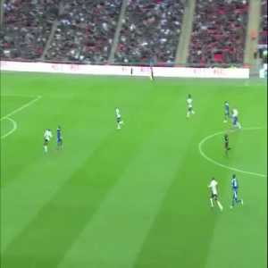 One of the best goals scored in the London Derby by Didier Drogba