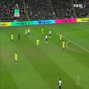 Tottenham 2-0 Chelsea - Harry Kane 16'
