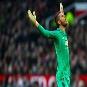 David de Gea will reportedly join PSG this summer when his deal at Man Utd runs out.