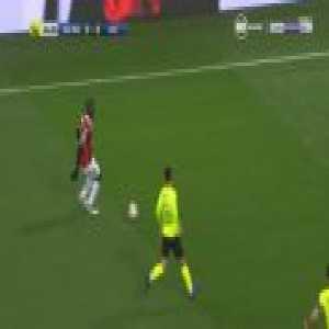 Nice 1-0 Lille - Wylan Cyprien 25'