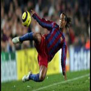 Ronaldinho Ridiculous Tricks Thant No One Expected