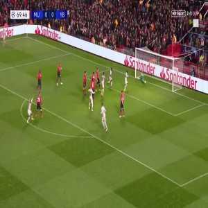 David de Gea goal-line save vs Young Boys