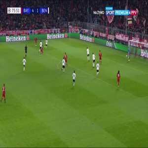 FC Bayern München [5]:1 SL Benfica - Franck Ribery 76'