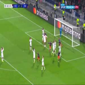 Olympique Lyonnais 2:[2] Manchester City FC - Sergio Aguero 83'