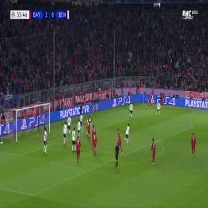 R. Lewandowski goal (Bayern München [3]-0 Benfica) 36'
