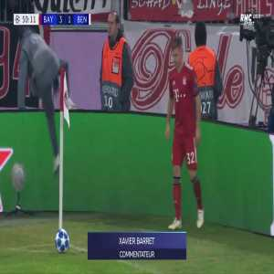 R. Lewandowski goal (Bayern München [4]-1 Benfica) 50'