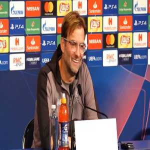 """Klopp distracted by the translator's """"erotic"""" voice during press conference"""