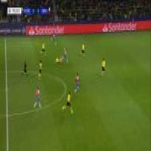 Marco Reus great tackle against Brugge