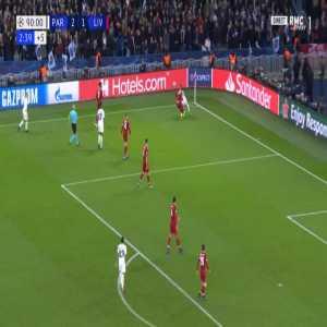 Neymar rainbow flick against Liverpool