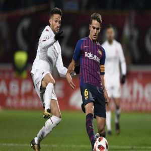 AC Milan make first contact for Barcelona's Denis Suarez as injuries of Biglia amd Bonaventura have forced Milan to act ahead in the January transfer window