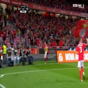 Benfica 1-0 Feirense - Jonas 49'
