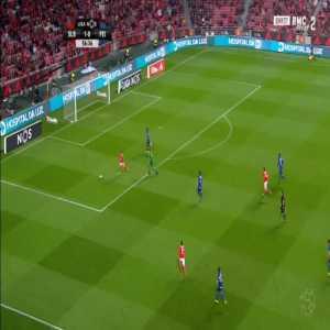 Benfica 2-0 Feirense - Bruno Nascimento OG 57'