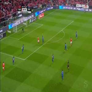 Benfica 4-0 Feirense - Haris Seferovic 89'