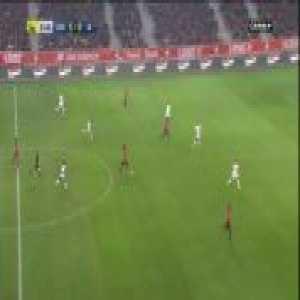 Lille 2-0 Lyon - Nicolas Pepe 28'