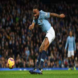 No player has scored more goals (8) or made more assists (6) in the PL this season than Raheem Sterling.