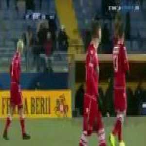 Romanian first league: Viitorul Constanta 2-1 Dinamo Bucharest - Ianis Hagi free kick goal 37'