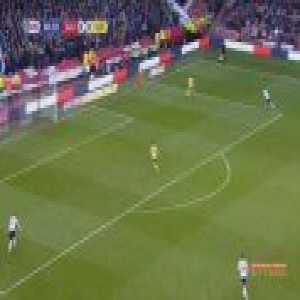 Sheffield United 0-1 Leeds - Pablo Hernandez 82'