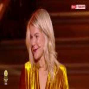 Lyon striker Ada Hegerberg just won the first ever Female Ballon d'Or award. When receiving the award, she is asked by French DJ Martin Solveig to twerk on camera for them.