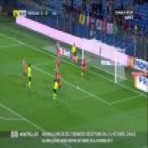 Montpellier 0-1 Lille - Nicolas Pepe 6'