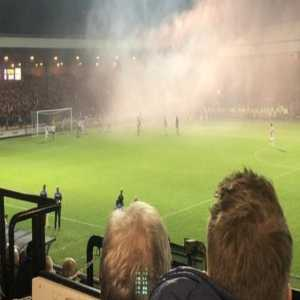 """11 arrests... at an under-21s game. The first Potteries derby since February 2002 was Staffordshire Police's """"biggest footballing operation for 10 years"""""""
