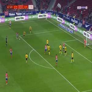 Atlético Madrid 1-0 Sant Andreu [2-0 on agg.] - Thomas Lemar 48'