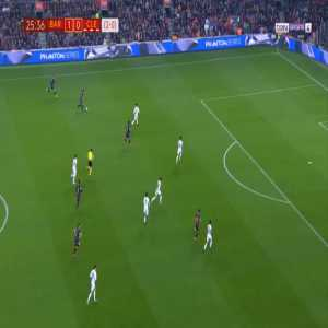 Barcelona 2-0 Leonesa [3-0 on agg.] - Denis Suarez 26'