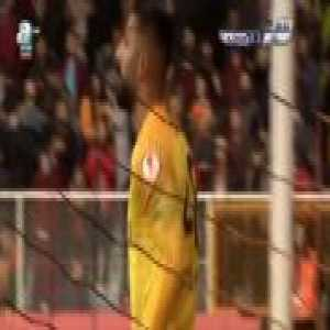 Keciorengucu 0-2 Galatasaray - Martin Linnes 50'