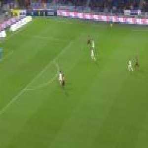 Lyon 0-2 Rennes - Theoson Siebatche 43'