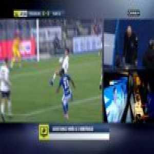 Strasbourg 1-0 PSG - Kenny Lala penalty 40'
