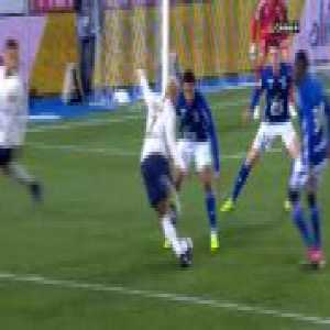Strasbourg 1-[1] PSG - Edinson Cavani penalty 71'